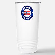 Bergen Norway Travel Mug