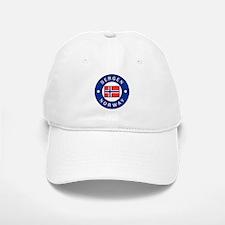 Bergen Norway Baseball Baseball Cap