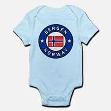 Bergen Norway Body Suit