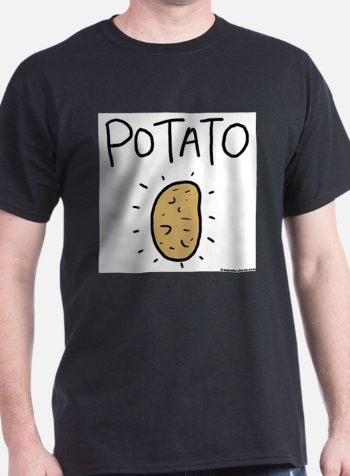 Kims Potato shir T-Shirt