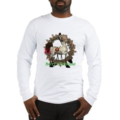 Tumbleweed Horse Long Sleeve T-Shirt