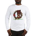Christmas Stocking Long Sleeve T-Shirt