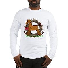 Rocking Horse Long Sleeve T-Shirt