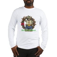 Heath Hippo Long Sleeve T-Shirt