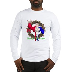 Alpha Man Long Sleeve T-Shirt