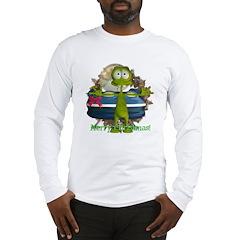 Al Alien Long Sleeve T-Shirt