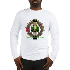 Nutcracker (Green) Long Sleeve T-Shirt