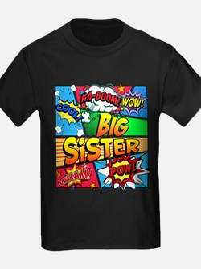 Big Sister Comic Book T