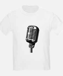Isolated Stage Mic T-Shirt