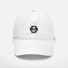 Veggie Penguin Baseball Baseball Cap