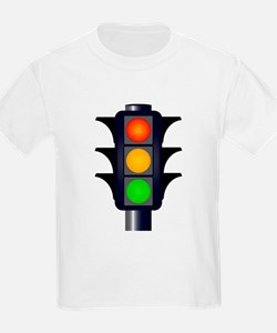 Hooded Traffic Lights T-Shirt