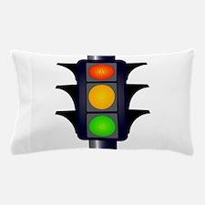 Hooded Traffic Lights Pillow Case