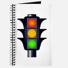 Hooded Traffic Lights Journal