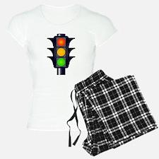 Hooded Traffic Lights Pajamas
