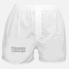 """DNA Helicase"" Boxer Shorts"