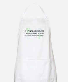 """""""DNA Helicase"""" BBQ Apron"""