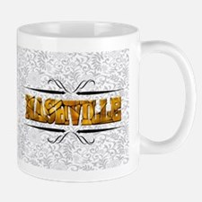Vintage Nashville CM-01 Mugs