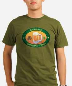 Cribbage Team T-Shirt