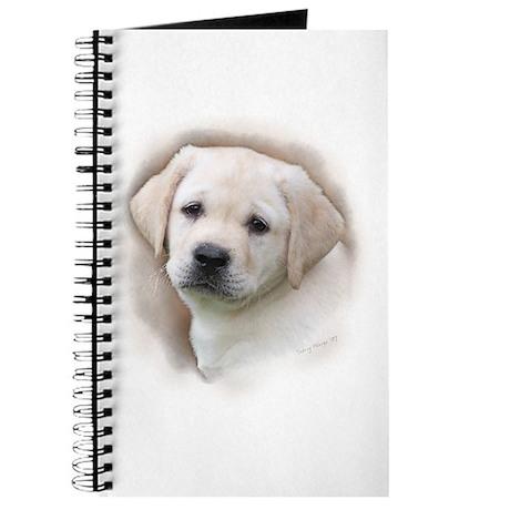 Lab Pup Color Journal