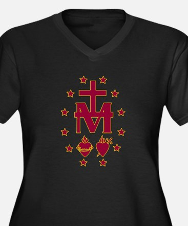blessedmother-tshirt Plus Size T-Shirt