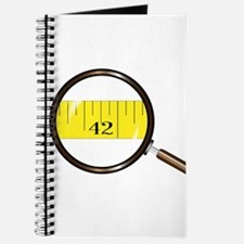 Magnifying Glass Tape Journal