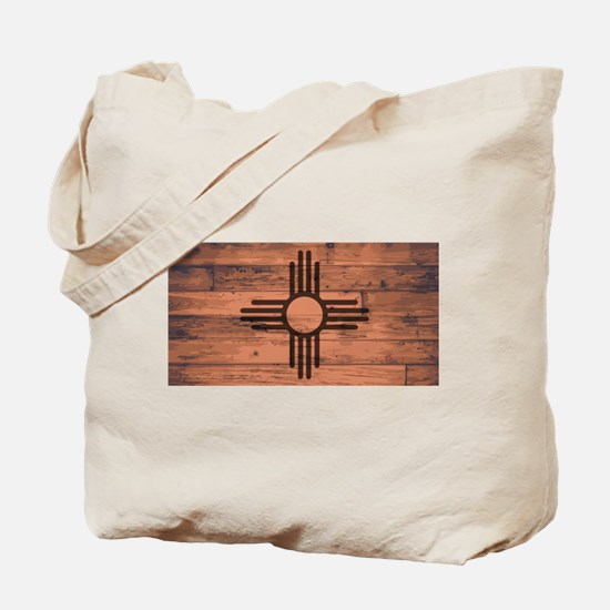 New Mexico State Flag Brand Tote Bag