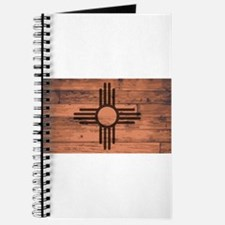 New Mexico State Flag Brand Journal