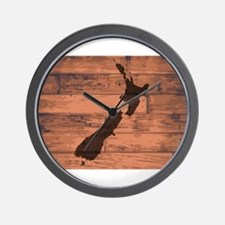 New Zealand Brand Wall Clock