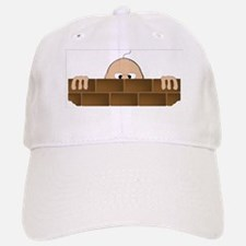 Peeping Tom Baseball Baseball Cap