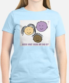 Purple Dad T-Shirt