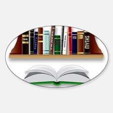 Books Decal