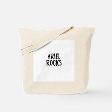 Ariel Rocks Tote Bag