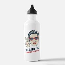Hillary 16 Peace Water Bottle