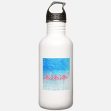 Flamingo lagune- water Water Bottle