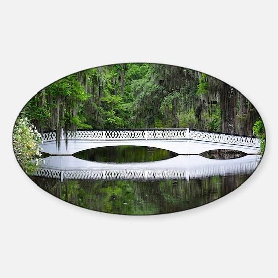 Unique Reflection Sticker (Oval)