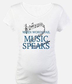 Cute Music Shirt