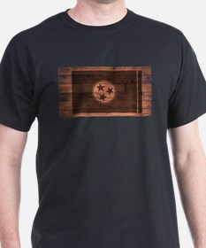 Tennessee Flag Brand T-Shirt