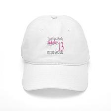 13th Birthday Gifts Baseball Cap