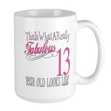 13th Birthday Gifts Mug