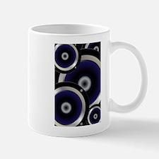 Music Speaker Background Mugs