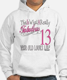 13th Birthday Gifts Hoodie