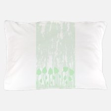 Mushrooms In The Forest Pillow Case