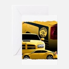 2007 Super Bee Greeting Cards