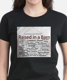 Raised in a Barn T-Shirt
