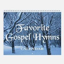 Unique Hymn Wall Calendar