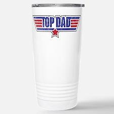 Funny Military dad Travel Mug