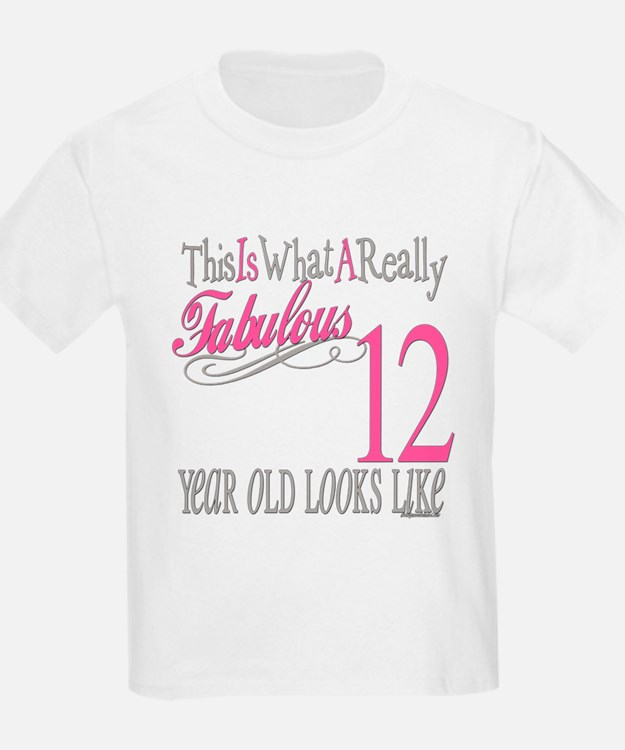 Gifts for 12 year old birthday party unique 12 year old for Cool t shirts for 12 year olds