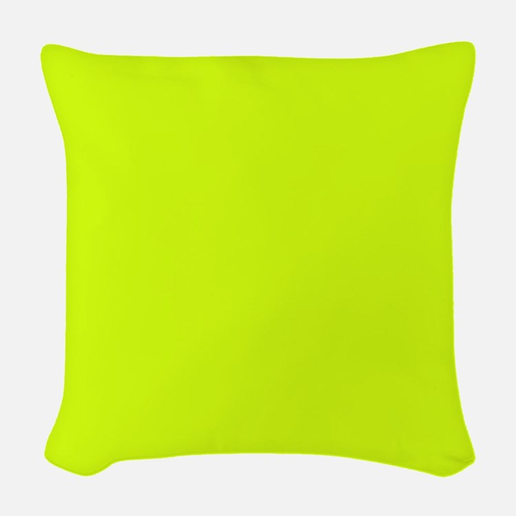 Neon Yellow Pillows, Neon Yellow Throw Pillows & Decorative Couch Pillows