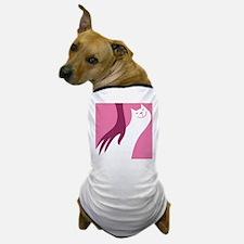 cat cartoon art Dog T-Shirt