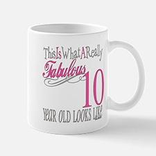 10th Birthday Gifts Mug
